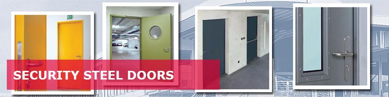 commercial security door. Security Steel Doors - Homepro Fast Action Door From Samson UK Commercial