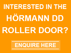 Hormann DD Roller Door