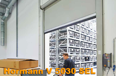 Hormann 5030 SEL high speed door for larger openings