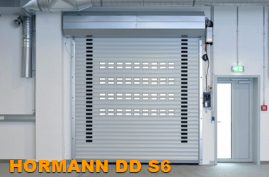 Hormann DD S6 High Speed RollerShutter