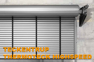 Thermoteck High Speed Roller shutter