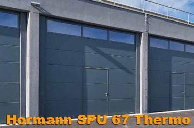 Hormann SPU 67 Thermo