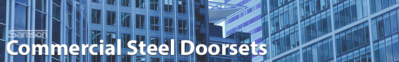 Commercial Steel Doorsets