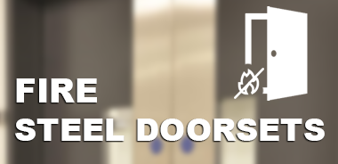 Fire Steel Doorsets from Samson