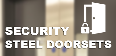 Steel Doorsets for Security from Samson