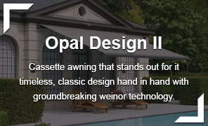 Weinor Opal Design II