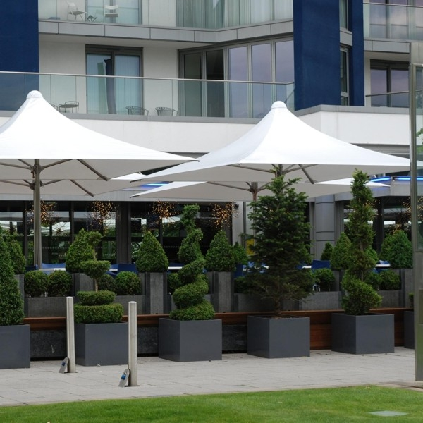 Commercial Umbrellas And Awnings