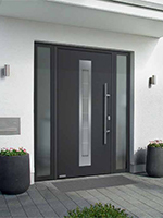 Front Entrance Doors