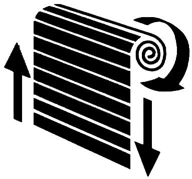 Industrial And Commercial Door Types Roller Shutter Door