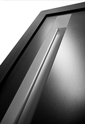 ThermoCarbon entrance doors