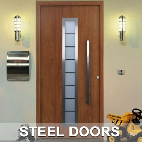 Hormann ThermoPro entrance doors