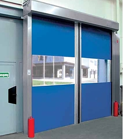 Hormann H3530 fast action doors for temperature control