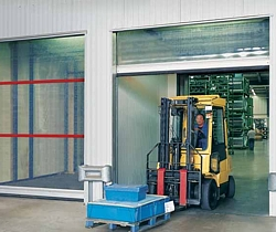 Hormann V6020TR high speed roller door