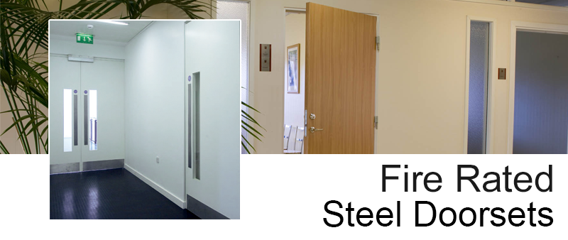 Fire Rated Steel Doors by Samson
