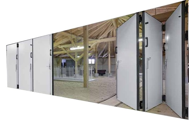 Doors Folding And Sliding Doors Hormann Folding And Sliding Doors