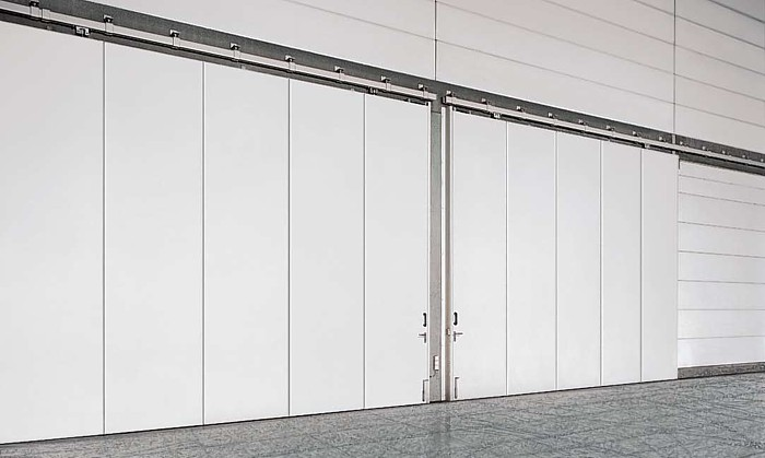 Industrial Large Sliding Doors 700 x 419