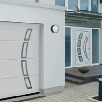 Front Entrance doors for your home and matching your garage door