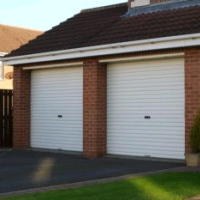 Roller type doors for your garage