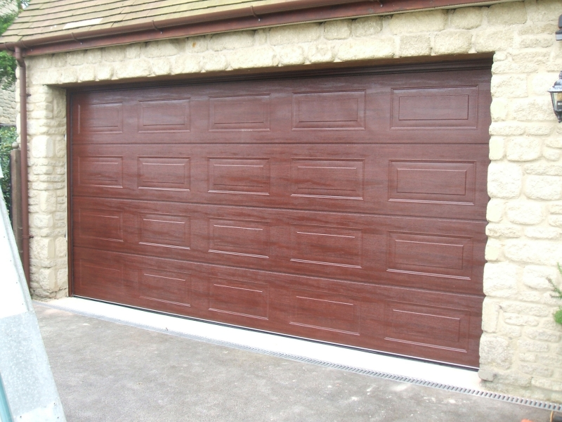 Sectional Garage Doors Sectional Doors Security