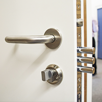 Security Steel Doorsets
