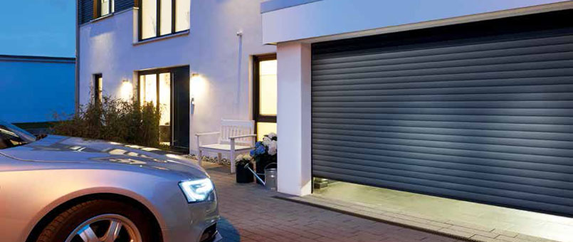 Rollmatic can be manufactured to the largest widths available for any roller door