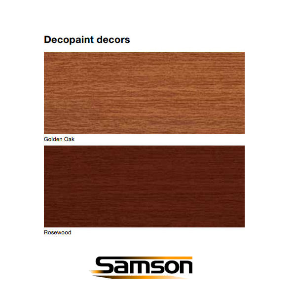 Decopaint finishes