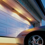 Suparolla insulated garage door