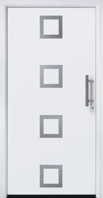 Hormann Thermo Entrance Doors Style 010 - View 451
