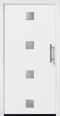 Hormann Thermo Entrance Door Style 010 - View 454