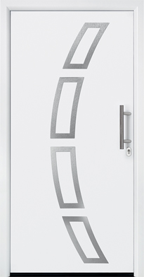 Hormann Thermo Entrance Door Style 010 - View 457