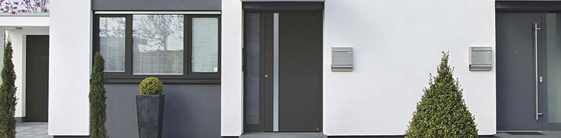 Hormann Thermopro Steel Front Entrance Doors - Entrance