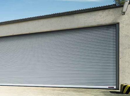 Hormann Classic Roller Door Hormann Decotherm Aluminium A Steel
