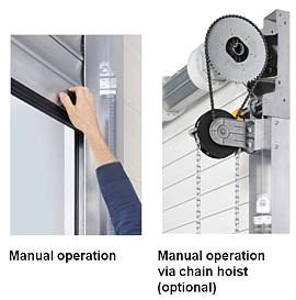 Insulated Roller Shutter Door Seceurodoor Roller Doors