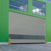extra large external fitted high speed roller doors