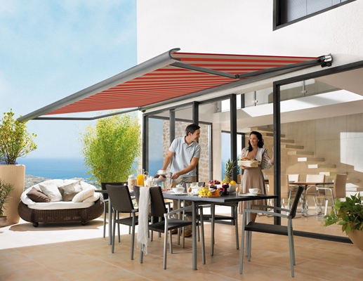 Markilux 990 Retractable Awning