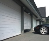 residential sectional garage doors