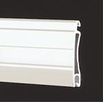 SeceuroShield3801 38mm double-walled extruded aluminium slat