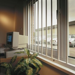 SWS seceurobar removable security windows
