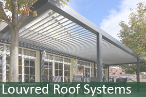 Samson Awnings - Louvred Roof Systems