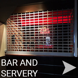 Bar and Servery