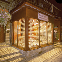jeweller shop security grille