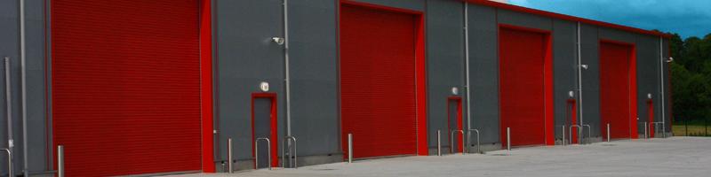 Extra Large Roller Shutter Doors Larger Sized Roller