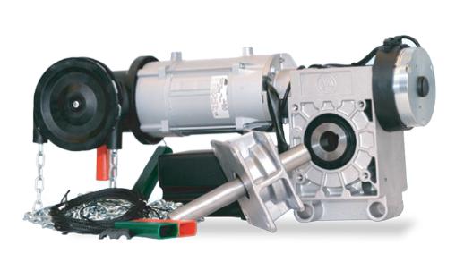 guthrie douglas electric motor ranger series
