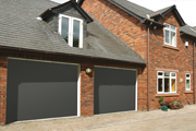 Seceuroglide sectional insulated garage door