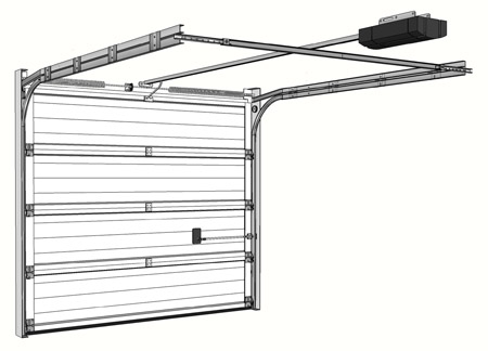 Seceuroglide Insulated Section Garage Doors Seceuroglide