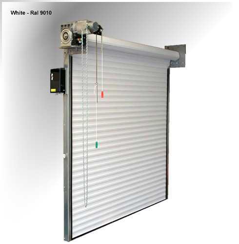 Samson S77 Insulated Industrial Roller Shutter