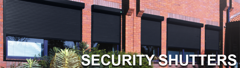 Samson Security Shutters