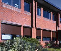 external security shutters for offices