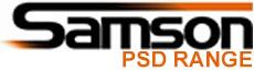Samson PSD sliding doors