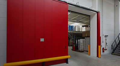 Hormann Sliding Steel Doors